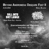 Beyond Andromeda Obscure Fest II -  21.01.2018