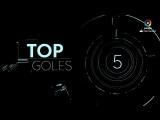 Чемпионат Испании 2017-18 / Лучшие голы 23-го тура / Топ-5 [HD 720p]