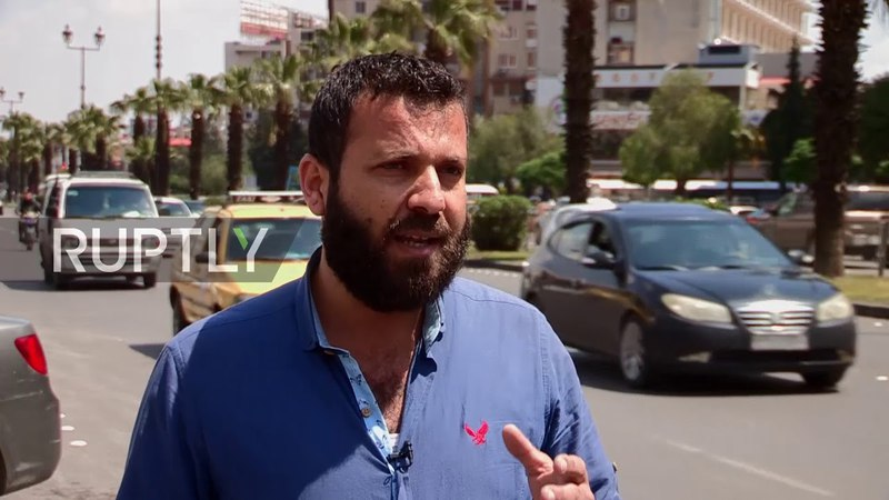 Syria: 'An excuse for US to start war' – Damascus residents over chemical attack accusations
