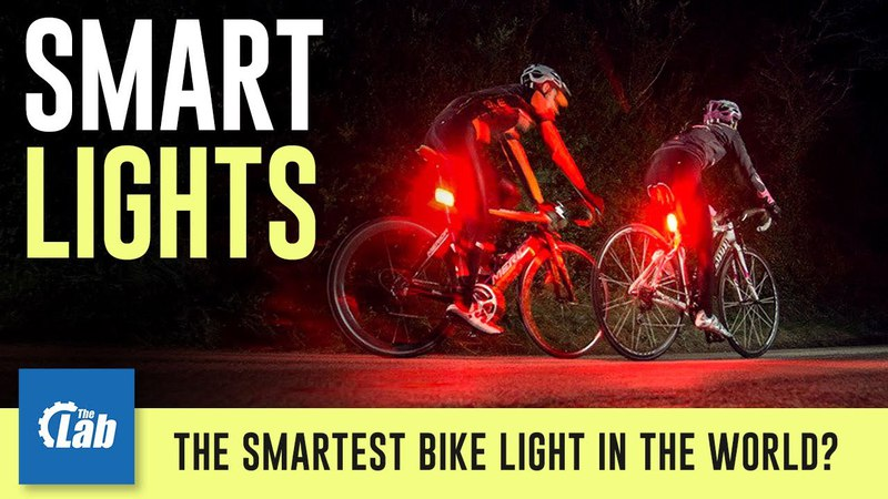 The smartest bike light in the world?