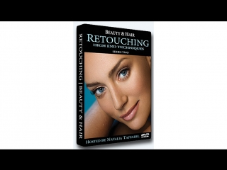 """Beauty & hair retouching high end techniques series two episode 4 of 10 """"removing local color casts with color balance"""""""