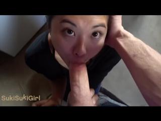 Sexy asian gets throatfucked [porn.com]