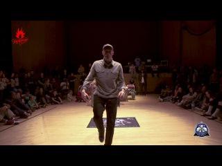 Popcity Vol3 Popping Judges Demo: Chris Stein, Evo & Jr Boogaloo |