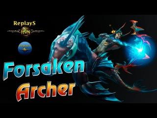 #HoN - 2 Anni in a row! - #Forsaken_Archer - #Immortal - 🇸🇾 Dr_repulsoor Gold II