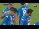 NAPOLI VS ESPANYOL 2 0 GOAL Raúl Albiol 10 08 2017 HD