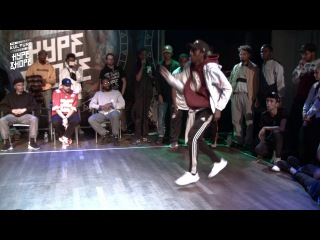 MA2T vs GIO | QUARTER FINAL HIPHOP | The Kulture of Hype&Hope | Wind edition 2017