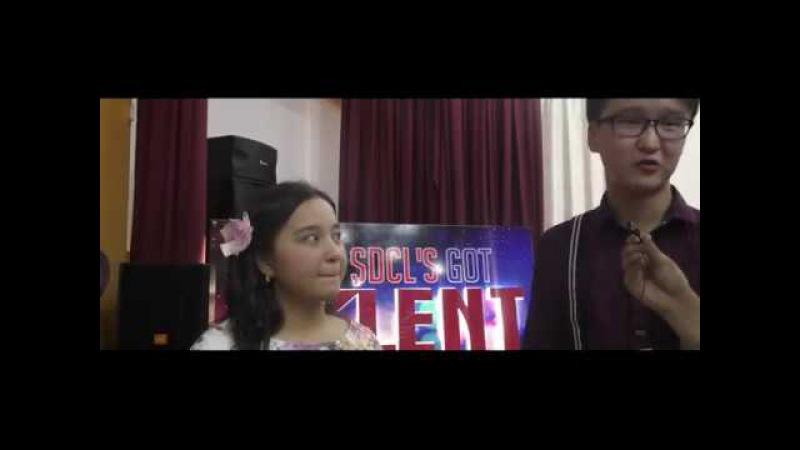 SDCL's Got Talent 2017 интервью с участниками краткий обзор и церемония награждения