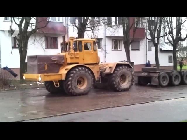 Трактар жот