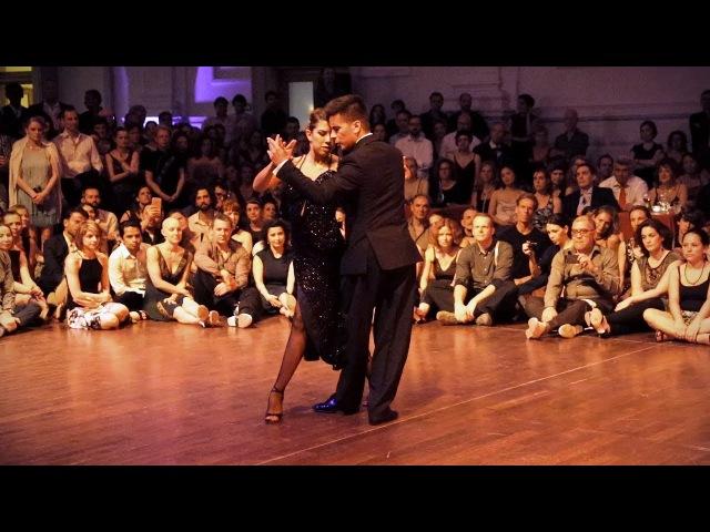 Tango: Roxana Suarez y Sebastián Achaval 29 4 2017 Brussels Tango Festival 3 3