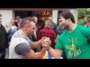 Armwrestling Devon Larratt training 2017 new video