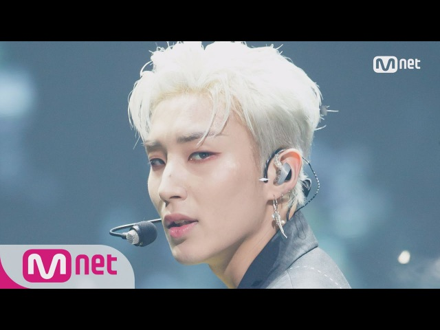 [Jongup of B.A.P - Try My Luck] Comeback Stage   M COUNTDOWN 170615 EP.528
