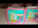 Новая распаковка Twozies тузис Little Pet Shop игрушки пазлы