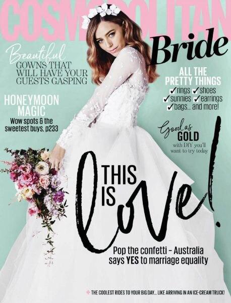 Cosmopolitan Bride Australia — December 2017