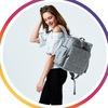 Сумки и рюкзаки для мам и малышей