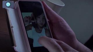 The secret in mobile Abe Mikako  EP89
