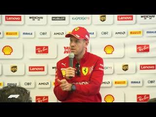 "Sebastian vettel - car ""fairly damaged"" after testing crash"