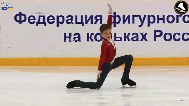 Кирил Ноздреватых, 3rd Sports, open championships «Мегаспорт»