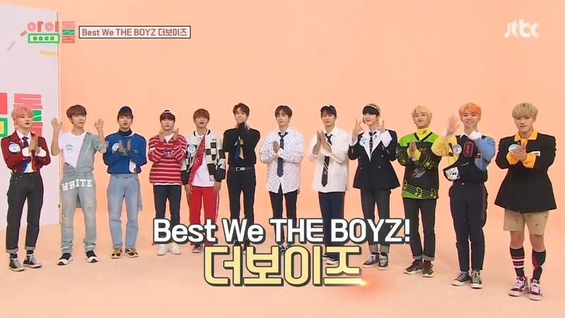 Idol Room EP50 The Boyz