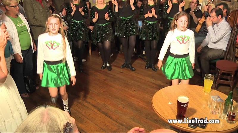 Traditional Irish Music from LiveTrad.com Fleadh Cheoil 2011 Clip 2