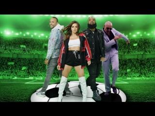 Премьера. Arash feat. Нюша, Pitbull & Blanco - Goalie Goalie