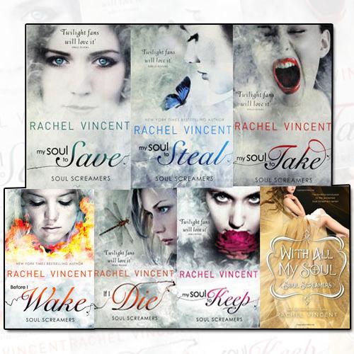 Rachel Vincent - My Soul to Save