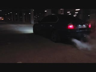 BMW E46 3 литра зла!