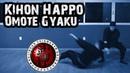 Ninjutsu Kihon Happō Hoshu Kihon Go Hō No Kata Omote Gyaku Gyokko Ryû