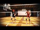 【 Haikyuu!! MMD 】 Timber 【 Nishinoya Yuu Shouyou Hinata 】 【 HD 720 】