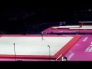 Лилия Ахаимова. Чемпионат Европы 2018. Квалификация. Вольные упражнения