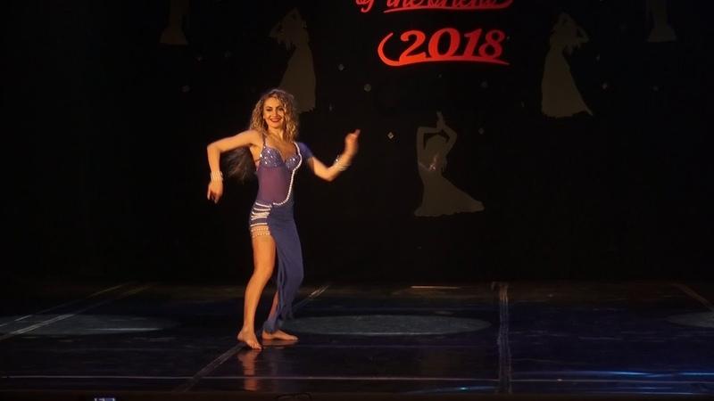 Anna Samoteeva in Rostov on Don Goddess of the Orient 2018