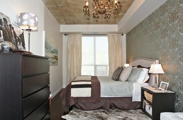 Как расставить мебель в длинной и узкой комнате, изображение №4