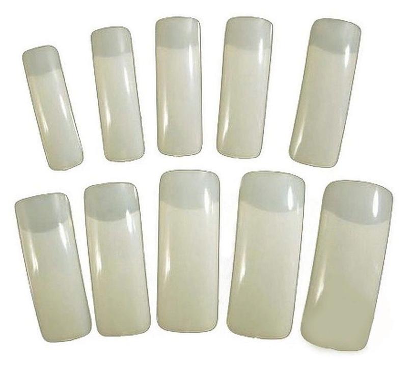 Технология гелевого наращивания ногтей на типсы., изображение №2