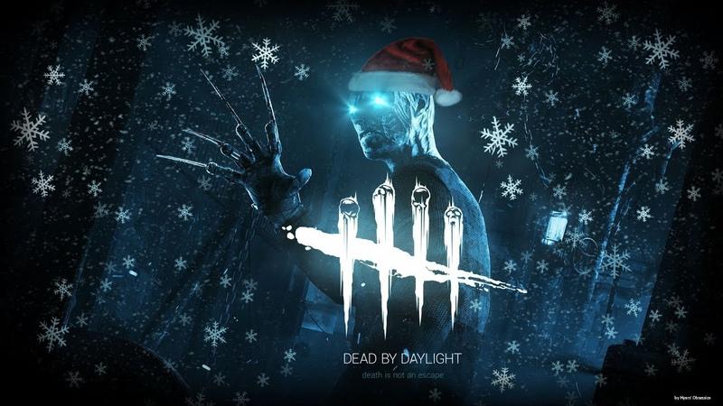 Новогодние Обои Dead By Daylight