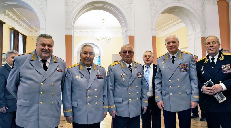 Кинокомпания «Союз Маринс Групп»  на торжественном приеме в Клубе военачальников РФ