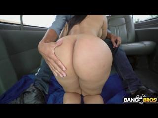 Rose Monroe (Twerks on The Bus)[Anal Porno,Sex,Gape,Глубокий Анал,Жесткий Анальный, new porn 2018] 18+ 1080 HD