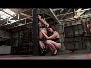 Perfect Pet, Joanna Angel serves the insatiable Chanel Preston [Kink. Anal, Big Tits, Fisting, Gaping, Lesbian, Milf]