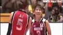 159 cm Shortest Volleyball Player Yoshie Takeshita