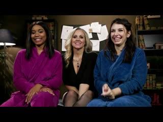 📼 Julia Ann, Jenna Foxx, Ivy LeBelle - три подружки лесбушки [ milf, mature, lesbian, oral, big ass, big tits, тройничек, ]