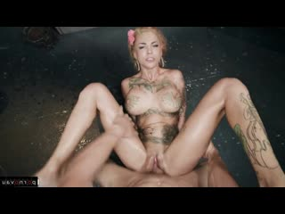 Bonnie rotten [ blondes &  pov first person /  , tattoo , riding dick , bondage , cumshot in mouth , crumpet , squirt]