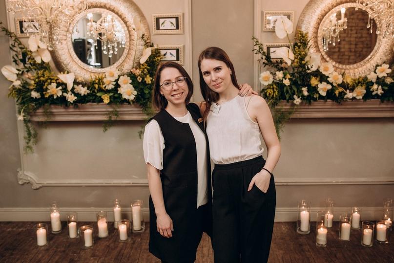 Рады познакомиться! Екатерина и Дарья — одни из организаторов 92% cacao.
