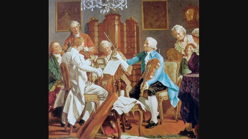 William Herschel (1738-1822) - Symphony No. 8, I Allegro Assai