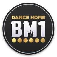 Логотип  BM1 DANCE HOME Тула