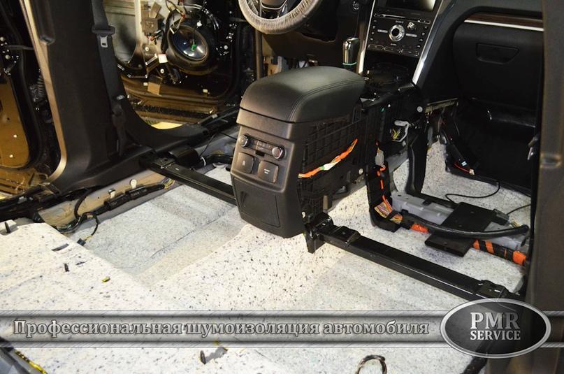 Шумоизоляция Ford Explorer, изображение №5