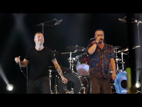 Dead Cross Nazi Punks Fuck Off with Jeremy Bolm Live at Roskilde Festival July 6th 2018