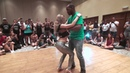 Leo and Becky Neves - Zouk Demo at FIEL 2014