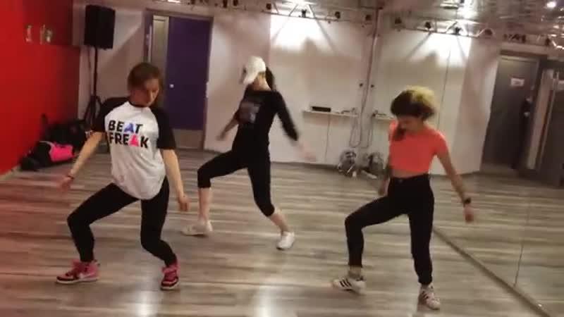 Афродита DanceHall Dance @Raisky Dance Studio choreography by Алина Савельева