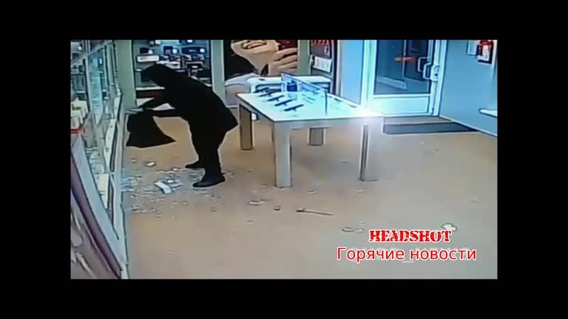 В Екатеринбурге пресечена деятельность преступного дуэта грабившего салоны сотовой связи.
