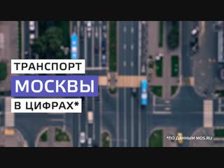 Как менялся транспорт Москвы