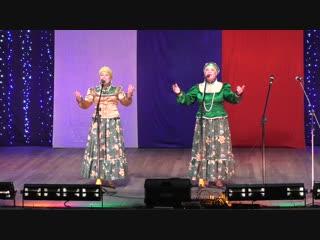 Дуэт Живая вода Светлана Синченко и Римма Броженко- песня Мать Россия моя.