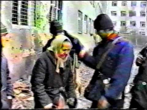 18 Чечня, Грозный 1994-1995 .Эксклюзив